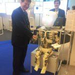 Z VÝSTAVY Understanding the human brain v EP v Bruselu