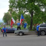 cykloštafeta v Zabrušanech