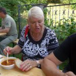 výborný guláš v Moravském dvoře
