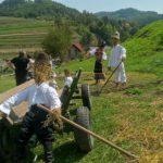 ukázky zemědělských prací