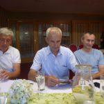 setkání se členy ZO KSS Hriňová