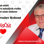 Ing. JAROSLAV KOHOUT, kandidát č. 4