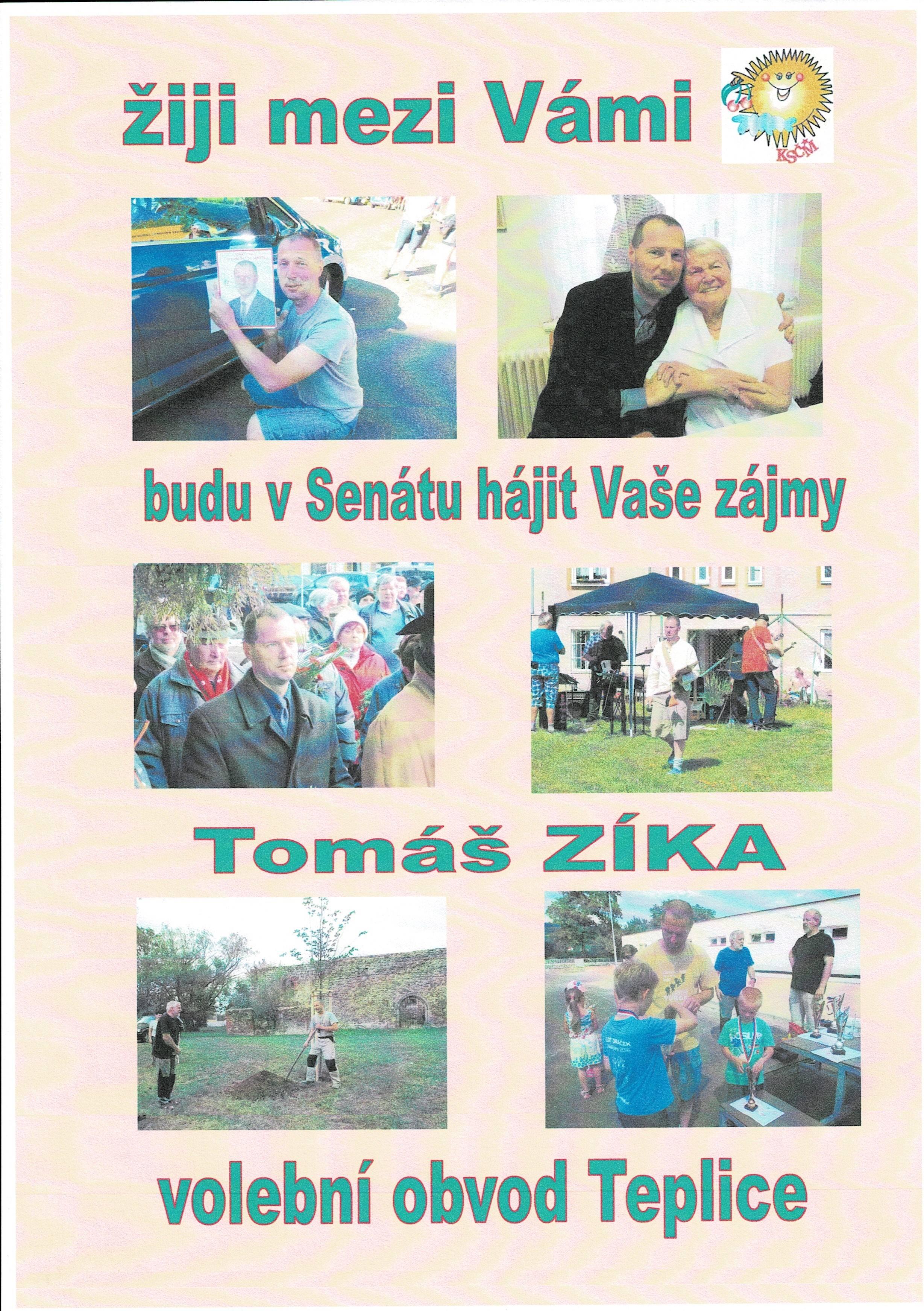 SENÁT T. ZÍKA