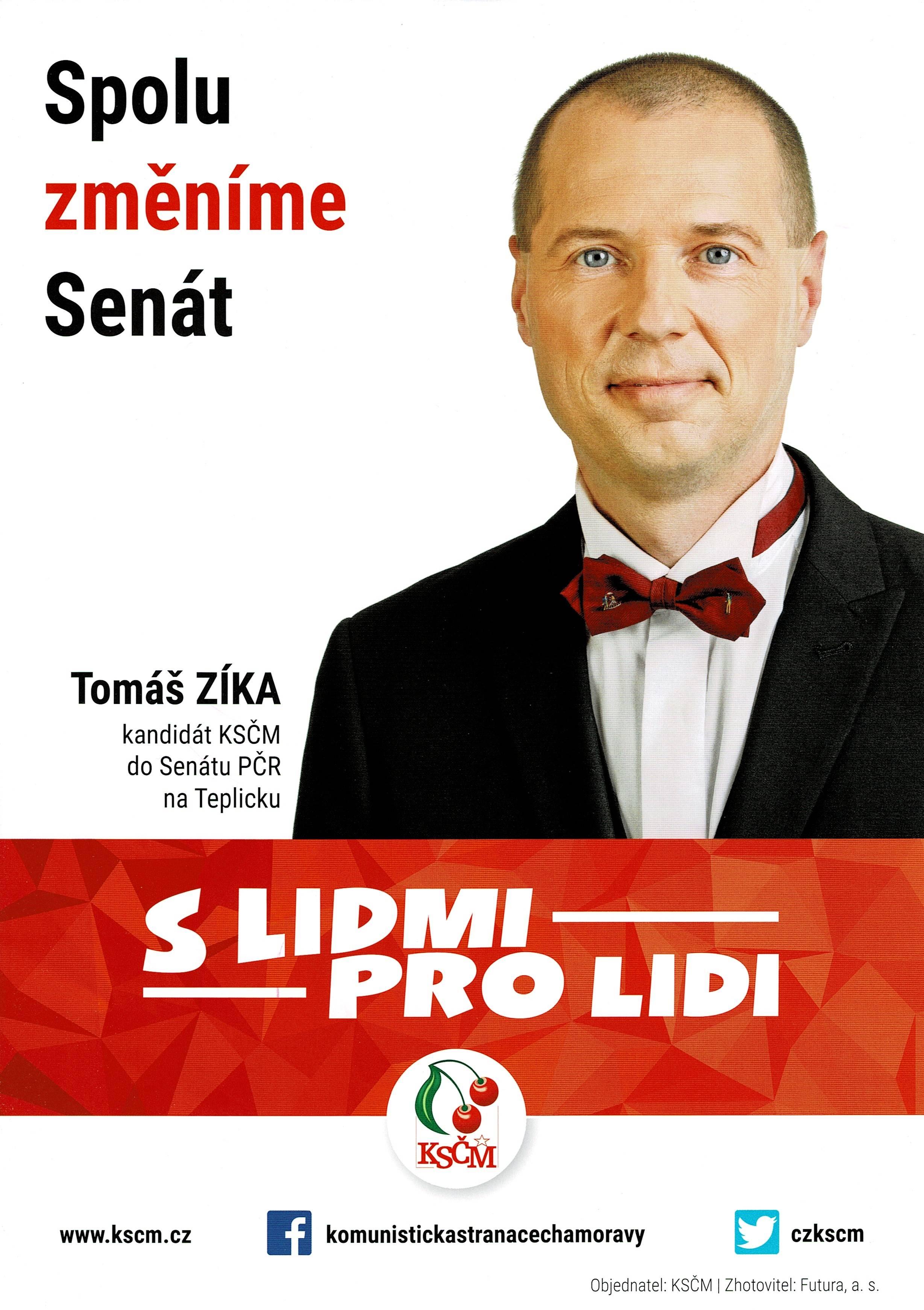 TOMÁŠ ZÍKA SENÁT