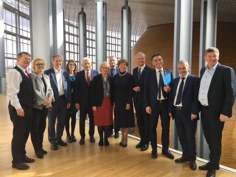 setkání vedení Evropského energetického fóra EEF