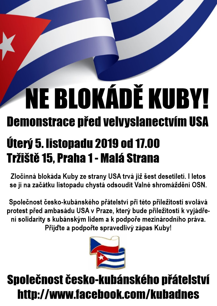 demonstrace_proti_blokade_kuby_5_11_2019