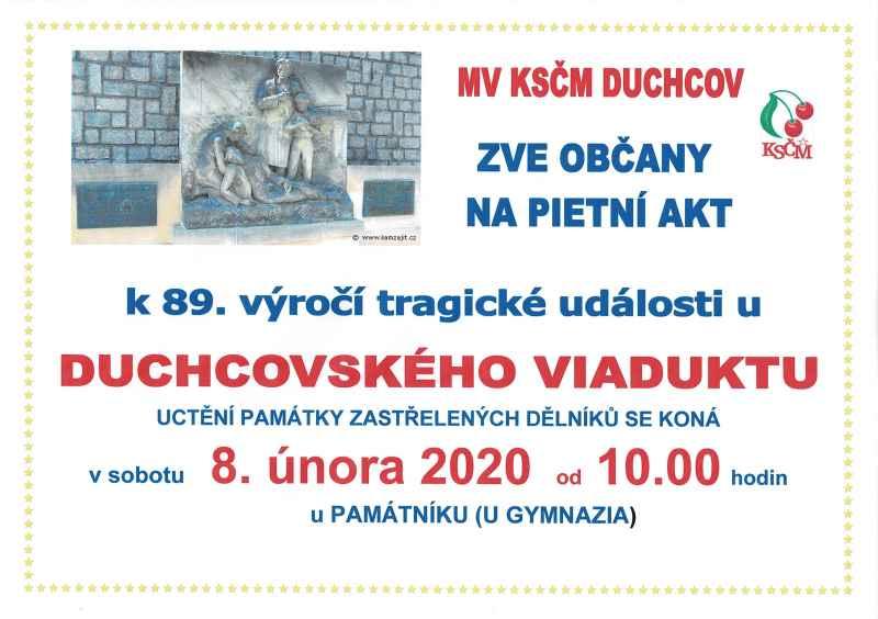 DUCHCOVSKÝ VIADUKT 2020