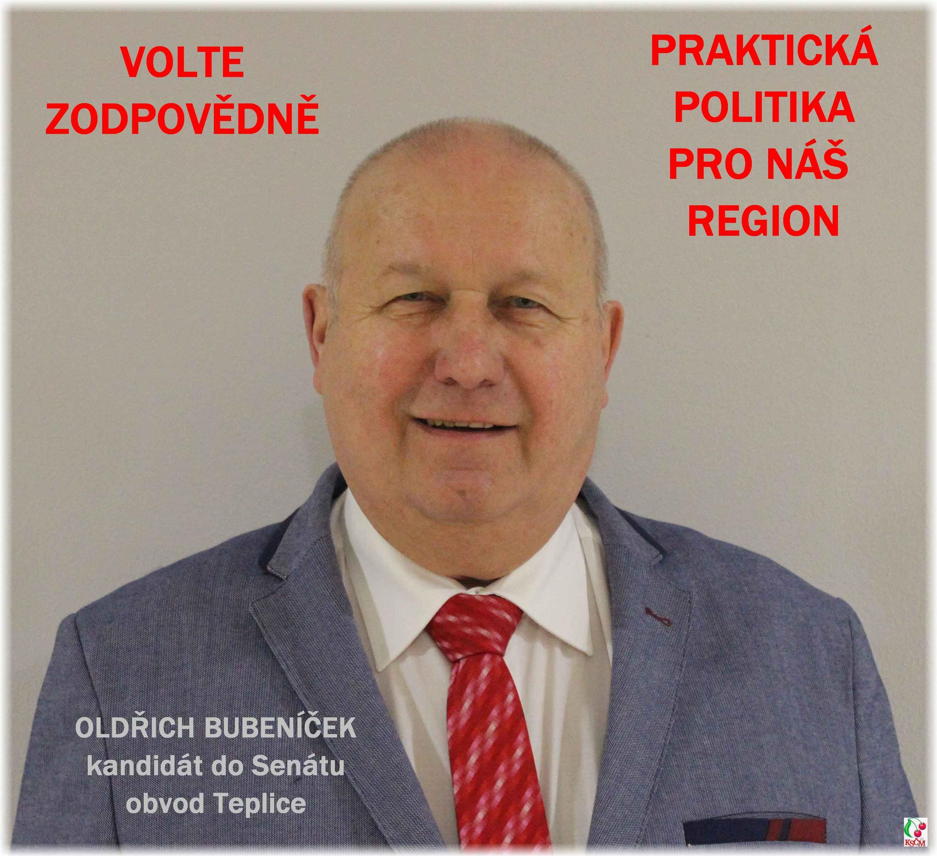 KANDIDÁT O. BUBENÍČEK 3