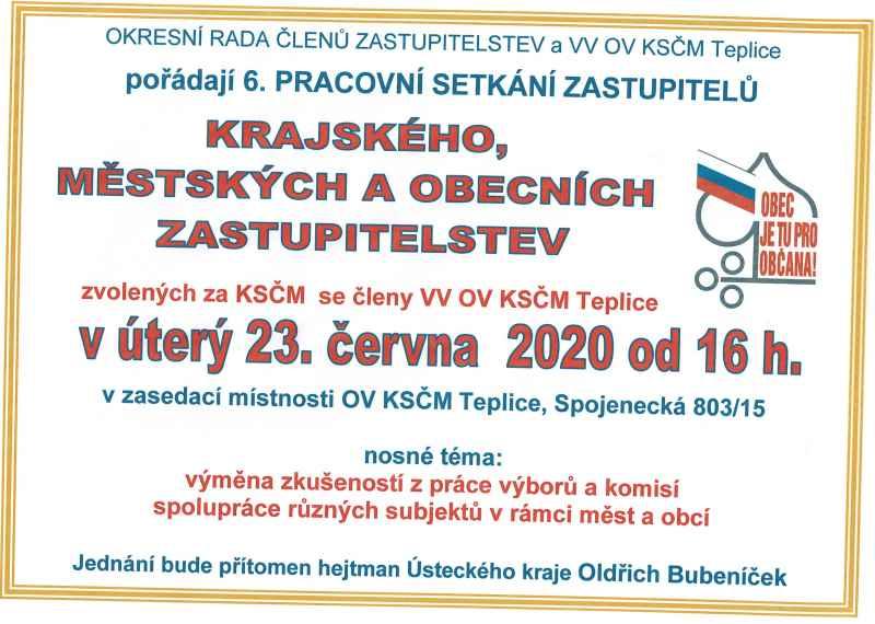 POZVÁNKA 230620