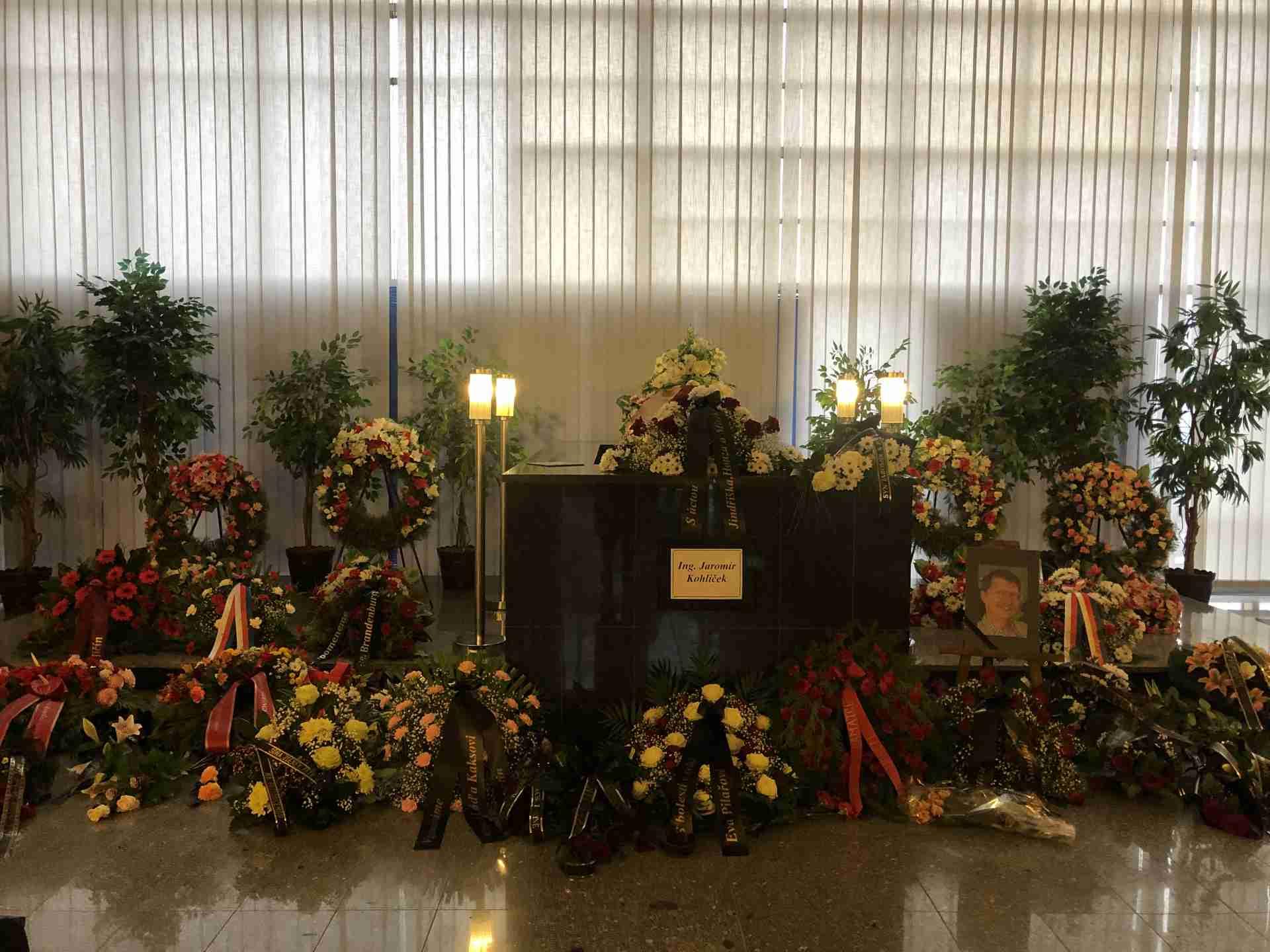 pohřeb J.Kohlíčka 1