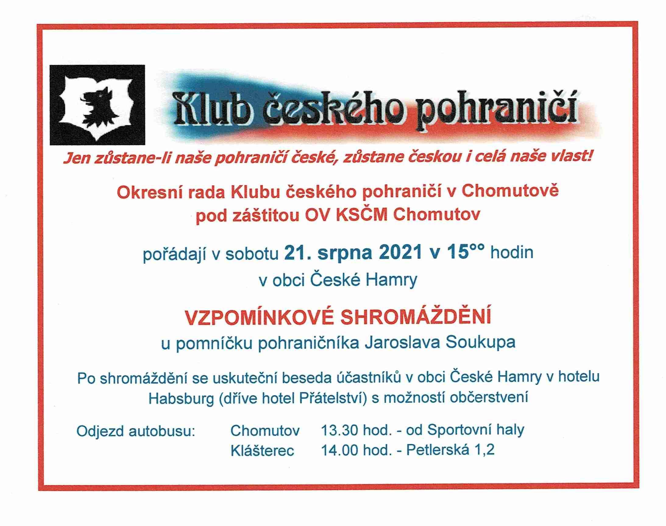 ČESKÉ HAMRY KČP